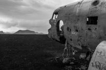 Sólheimasandur plane wreck, Iceland